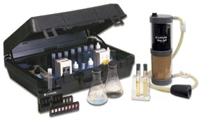 LaMotte Model AT-38 Water Quality Demo Kit