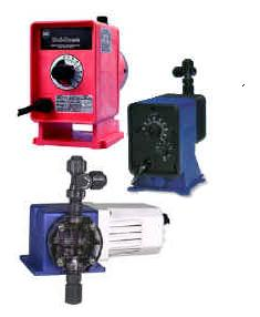 Chem-Tech Brand Chemical Feed Pumps