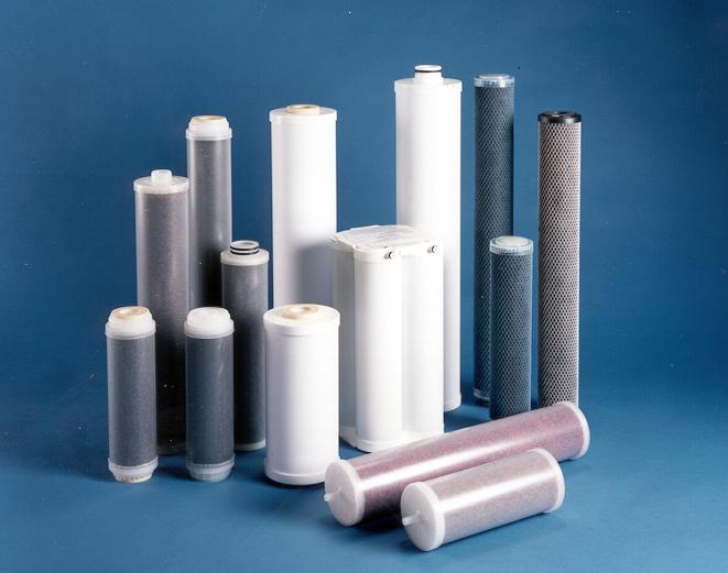 Cartridge Filters - Carbon - Deionization - Particulate